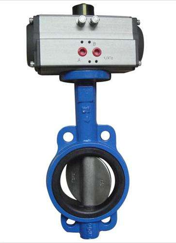 IP67 protection explosion  electric actuator butterfly valve,welding flange butterfly valve