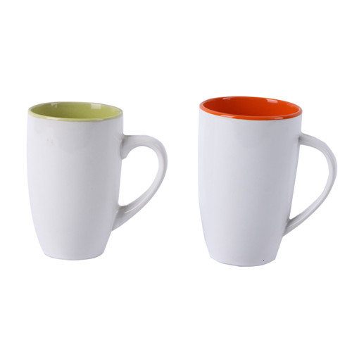 wholesale hot sale cheap porcelain coffee mugs for Christmas