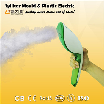Foshan sylikar steam brush iron handheld steamer flatwork ironer for sale