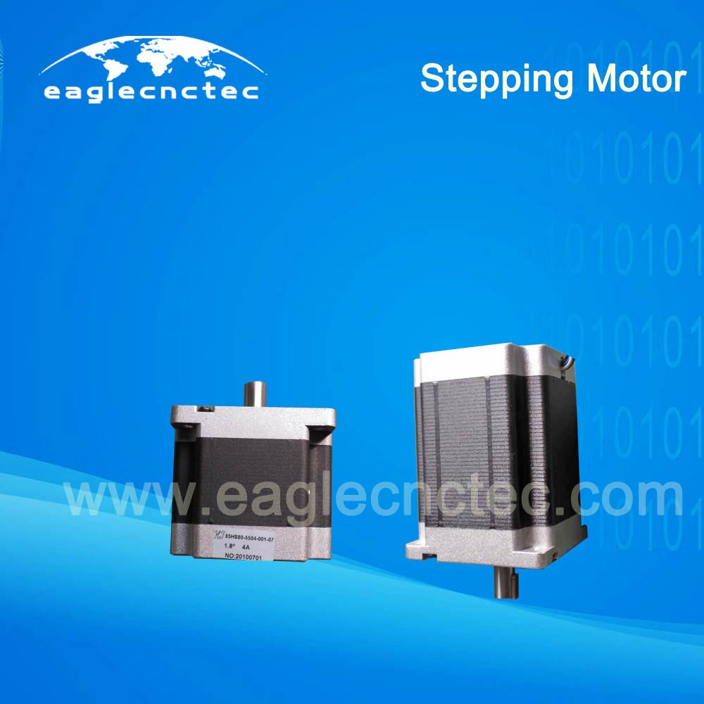 Nema 34 Biploar Stepper Motor 450B 450A 118 for CNC Router