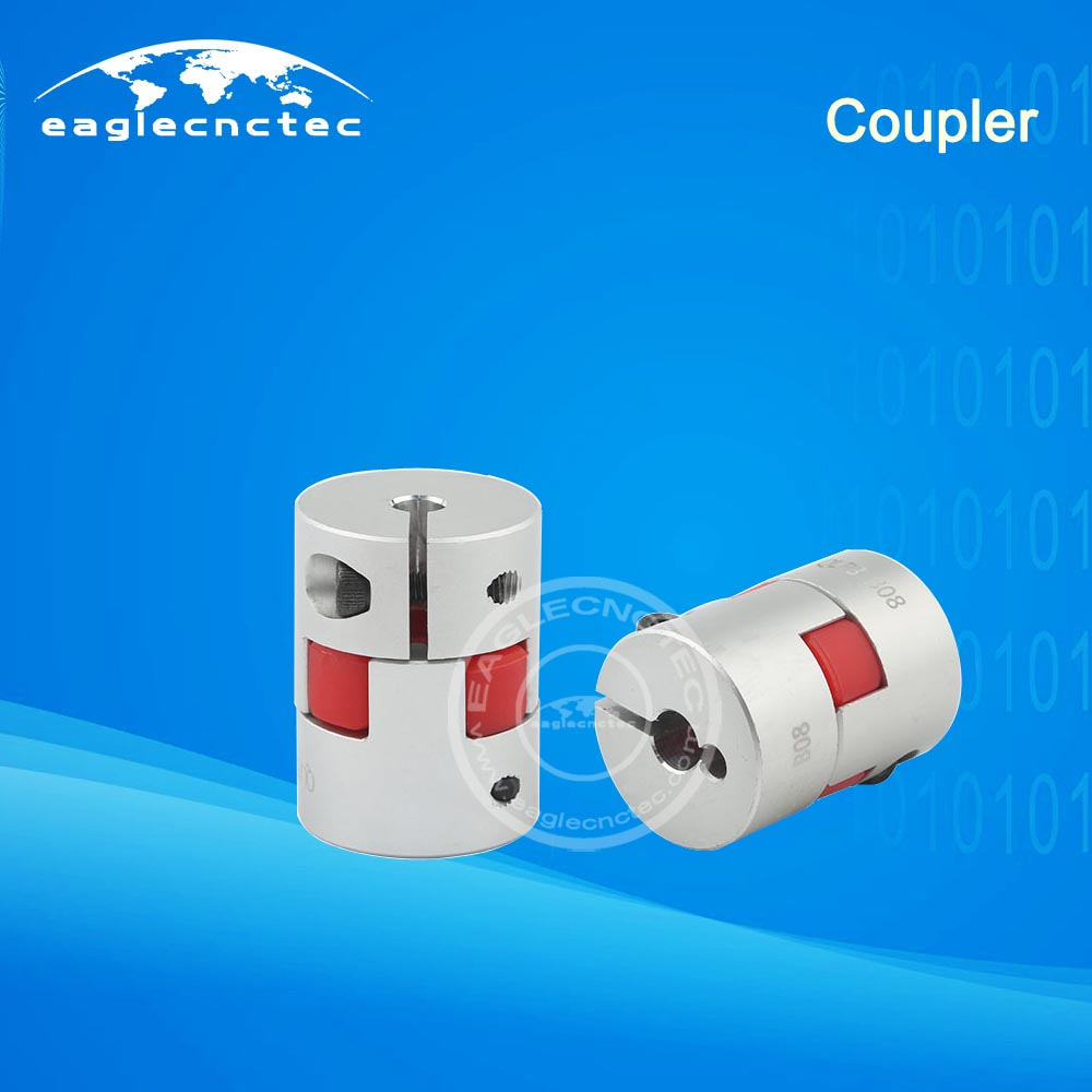 Stepper Motor Lead Screw Coupling CNC Flexible Shaft Coupler
