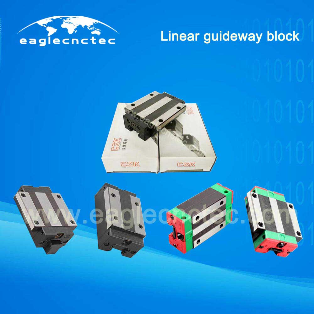 Hiwin Linear Rail Carriage Guideway block
