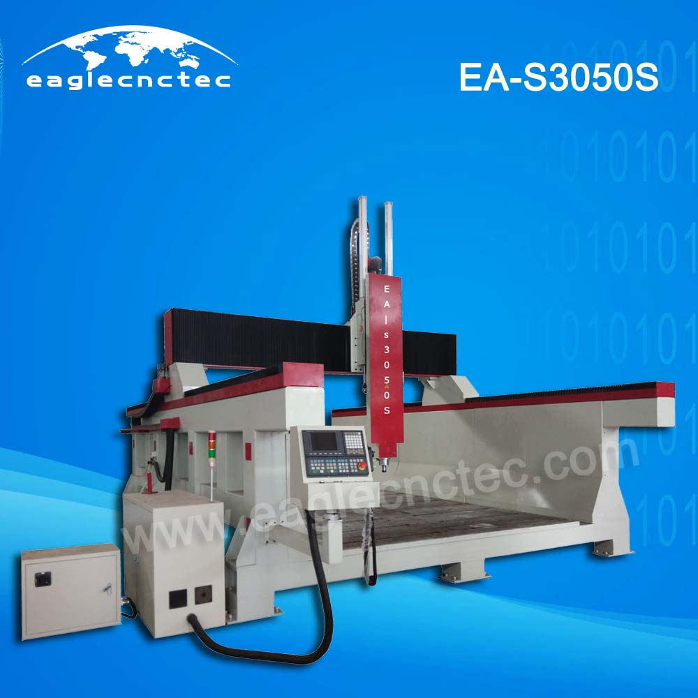 CNC Foam Milling Machine For Mould Pattern Milling On Sale