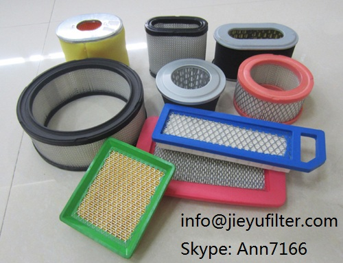 Hebei jieyu lawn & garden equipment filters customer repeat order more than 8 years