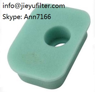 lawn mower foam air filter OEM Quality aftermarket price