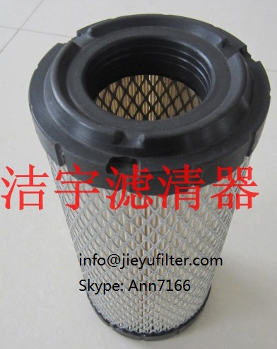 Hebei jieyu air filter cartridge approved by European and American market
