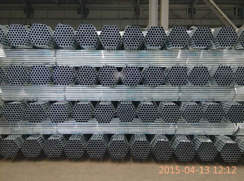 1inch 2 inch galvanized pipe welding  in China dongpengboda