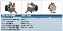 High quality auto car air conditioning compressor