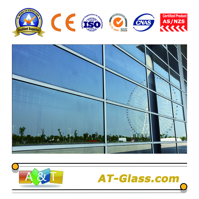 Low-E glass Low emissivity glass Coated glass Reflective glass Radiation protection