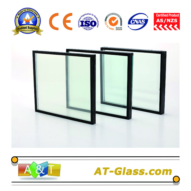 Insulated glass anti-radiation sound insulation for building offcie home