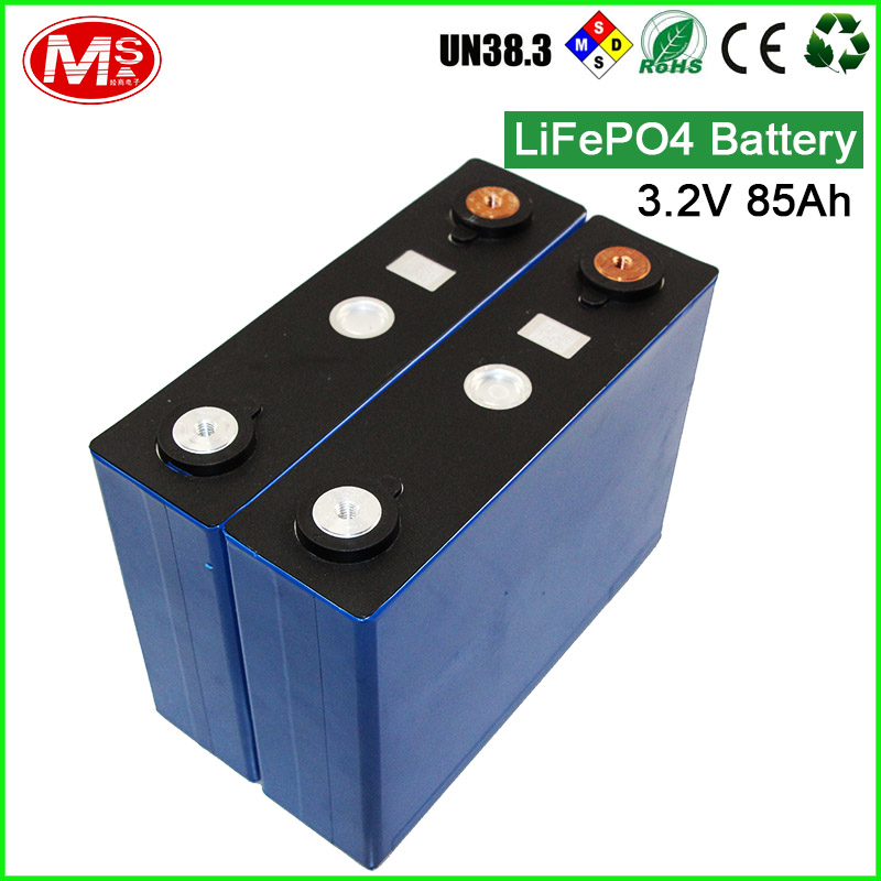 Lifepo4 battery 3.2V 85Ah Solar Battery for Electric Bike