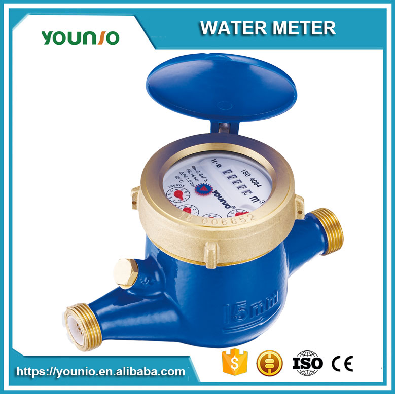 Younio Manufacturer Price Multi Jet Water Meter,Dry Type Magnetic Type