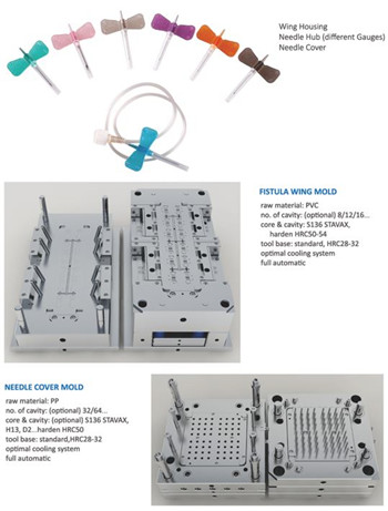 injection moulding/mold injection manufacturer and supplier in China