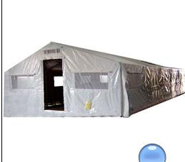 Heavy Duty Canopy Frame  Military Tent with Sidewalls