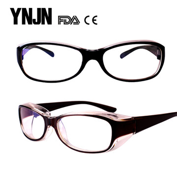 China factory YNJN own designer eye protection safety glasses