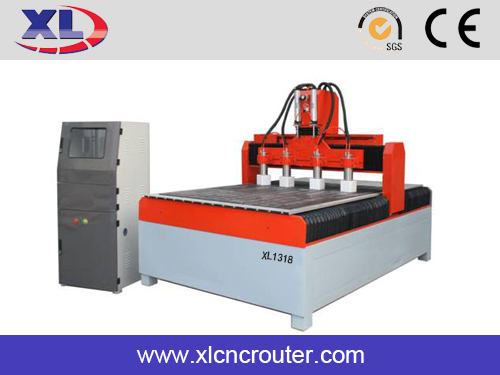 xuanlin XL1318 multi-Spindle diy wood relief Engraving cnc router Machines