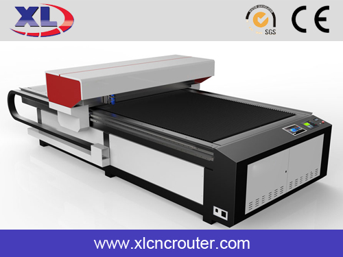 XL1325H Metal&Non Metal acrylic stainless steel wood CO2 Laser Cutting Machine
