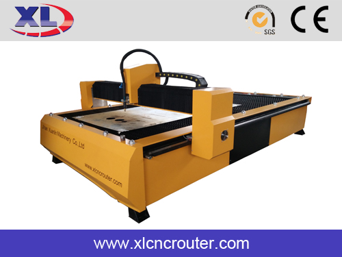 XL1530 cnc plasma and flame together metal cutting machine vietnam