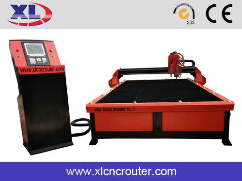 Table Type CNC Metal Article Plasma Cutting Machine