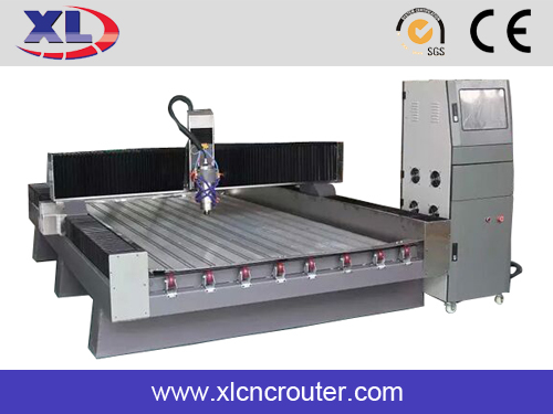 Jinan XL1325 marble stone cutting engraving cnc routers machine made in China