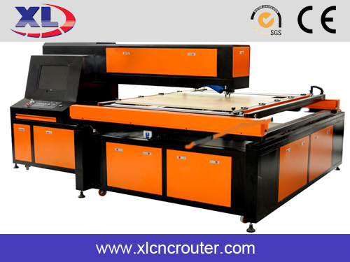 XL-LC300-1216 plywood Laser Die Board Cutting Machine