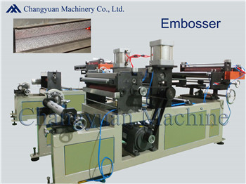 Aluminium Foil Embossed Feeder Making Machine