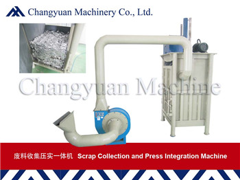 Aluminium Foil Making Machine Scrap Presser,Scrap Presser for Aluminium Foil