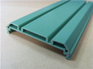 Big and complex plastic extrusion profile manufacturer