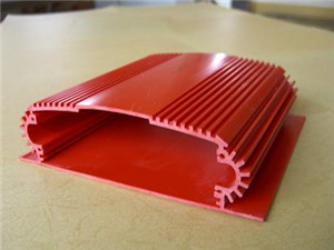 China Custom UPVC PVC extrusion profile factory
