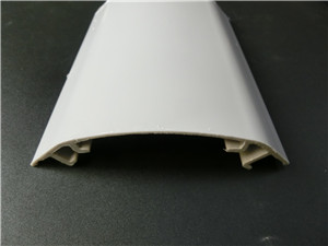 big and complex ABS extrusion profile for vending machine cover