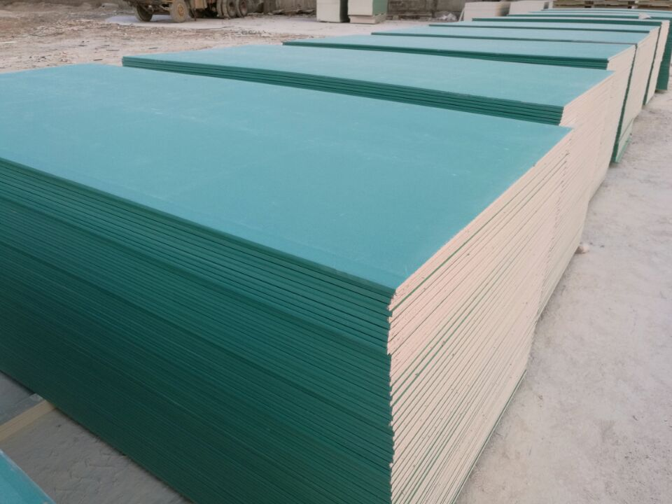 Moistureproof Gypsum Board