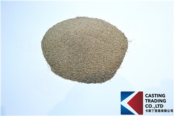 Medium carbon tundish hollow particle covering powder