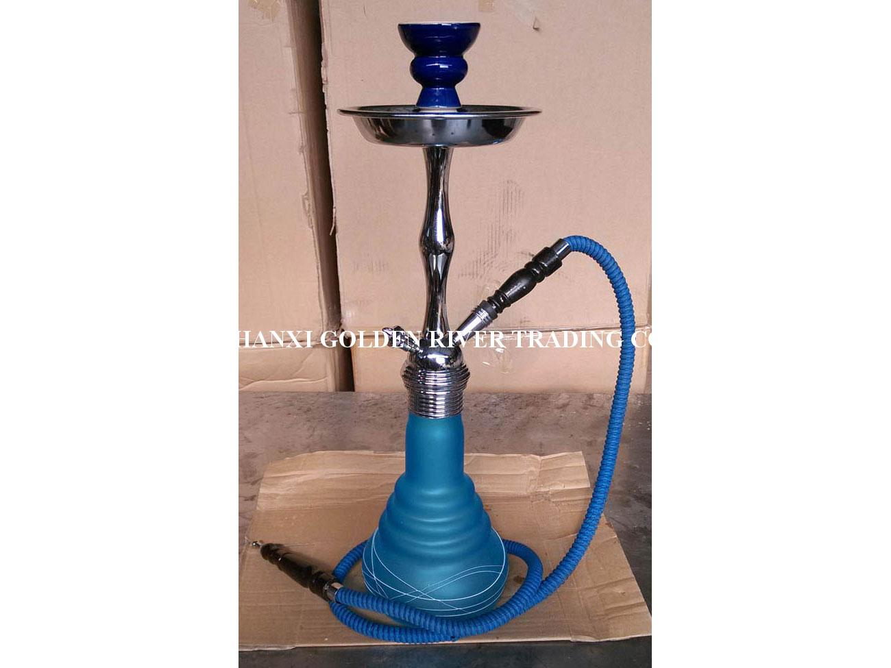 Large /medium/samll size beautiful Zinc alloy hookah manufacturer