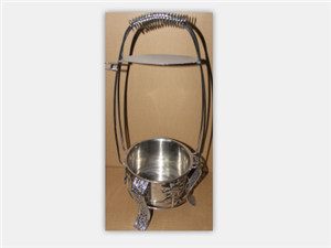 Shisha accessory metal hookah Charcoal basket carrier