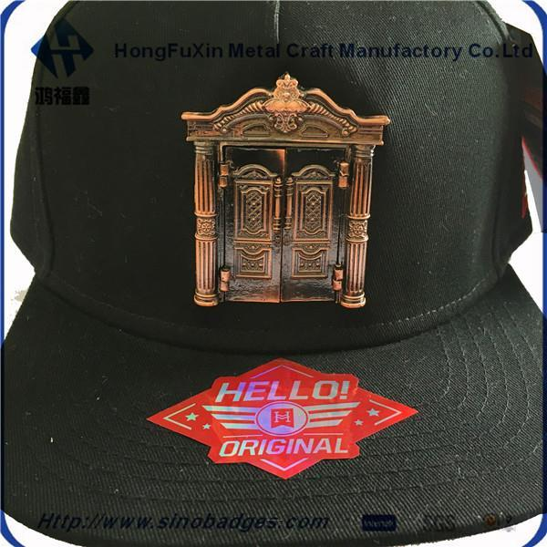 HongfuxinBrass Melting Commemorative Badge