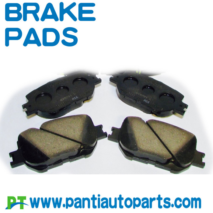 brake pads for toyota crown mark