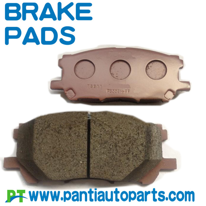 New car brake pad for toyota