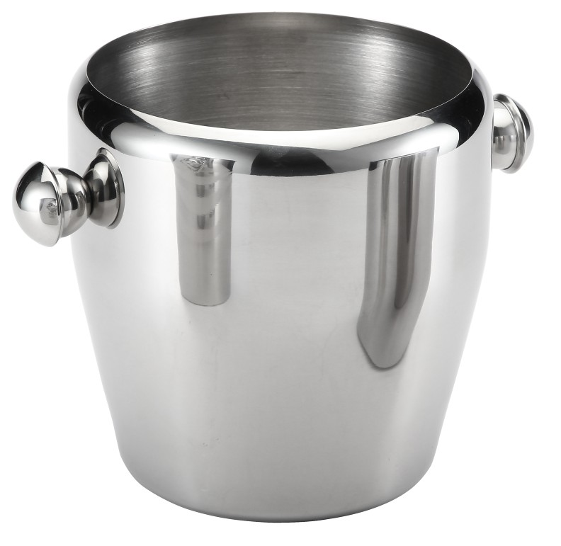 Stainless steel ice champagne cooler ice bucket