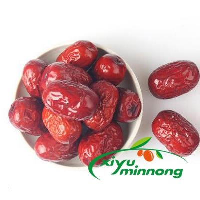 Dried Chinese Red Dates Jujube Dried Fruits Organic Natural Xinjiang Whole Sweet