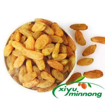 Golden Raisins Yellow Sultanas Dried Fruits Organic Natural Baking Material Whole Jumbo Size Sweet