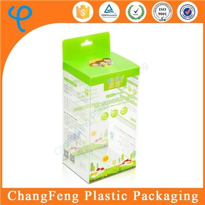 Environmentally Disposable Baby Feeding Bottle Packaging Box