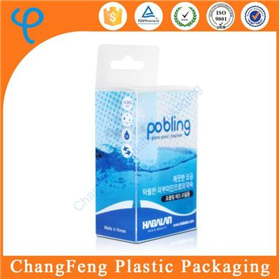 Wholesale Small Electric Cleanser Packaging Skin Care Products Packing Box Plastic