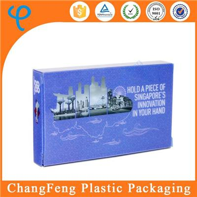 Customized Wholesale Decorative Packaging Clear Plastic Gift Box with Free Sample