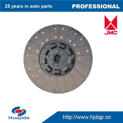 On Sale Truck Parts 250mm Clutch Disc For JMC 1020