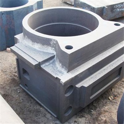 Bearing High Alloy Steel Castings With Sand Casting For Rolling Mill In Metallurgical Machinery