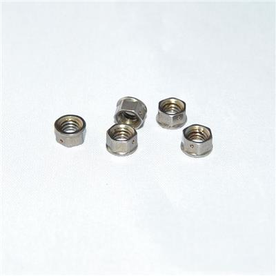 Stainless Steel Anti Off And Lock Hex Nut For Boeing Aircraft