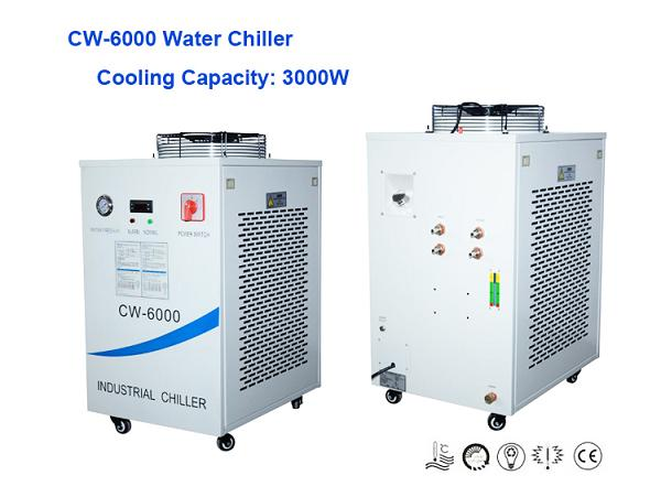 CW6000 Water Chiller