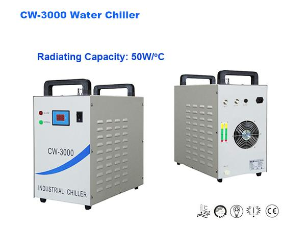 CW3000 CNC Chiller