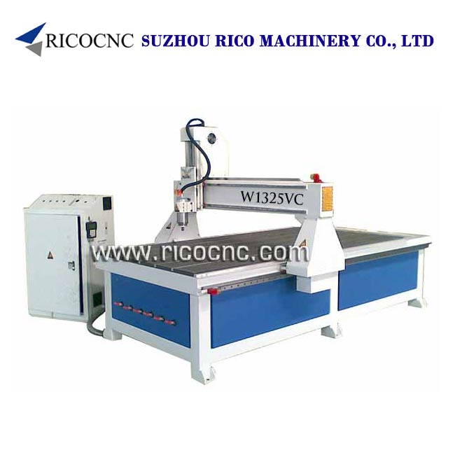 Wood Cabinet Carving Machine Office Furniture Making CNC Router W1530VC