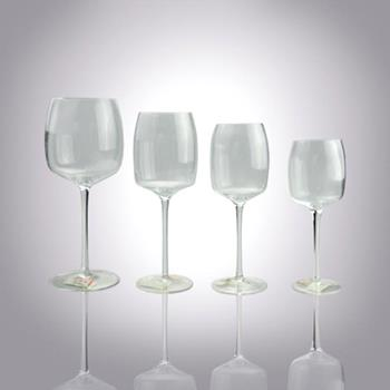 Crystal Wine Glasses|buy Clear Potassium Wine Glass Set|all Purpose Sparkling Glasses Suppliers
